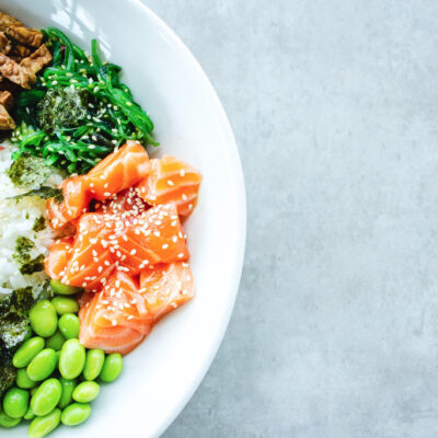 Salmon Nourish Bowl