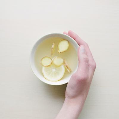 Ginger Digestive Tea