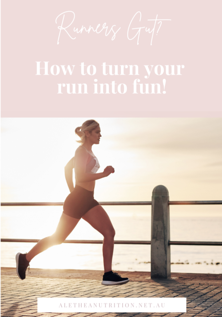 Runners Tips   Nutritionists Guide to Runners Gut